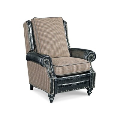 Silas 3 Way Lounger Leather Recliner