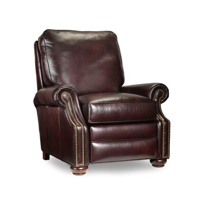 Warner 3-Way Lounger Leather Recliner