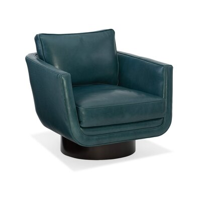 Sheldon Swivel Armchair Upholstery: 913100-84