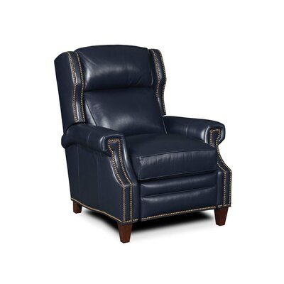 Wisner 3-Way Lounger Leather Recliner