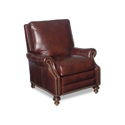 West Haven 3-Way Lounger Leather Recliner