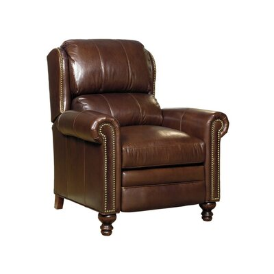 Satchel 3 Way Lounger Leather Recliner