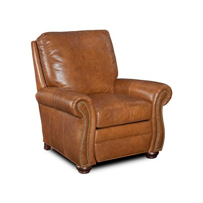 Sterling 3-Way Lounger Leather Recliner