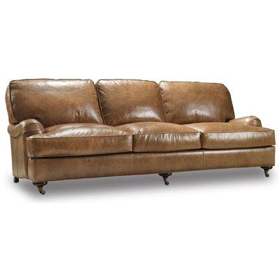 Hamrick Leather Sofa