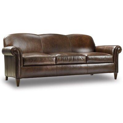 George Leather Sofa