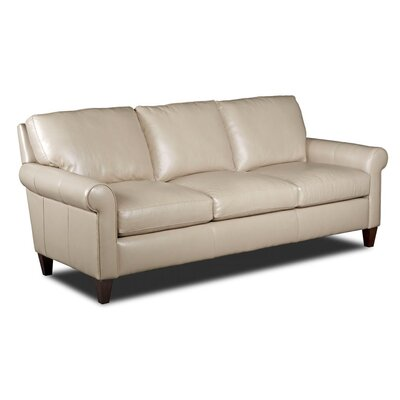 Danica Leather Sofa