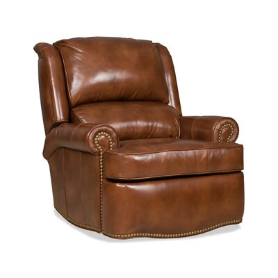 Stellan Wall-Hugger Leather Recliner