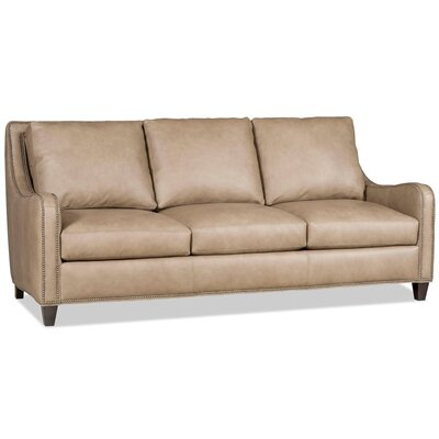 Greco Leather Sofa
