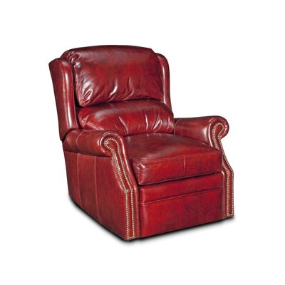 Stellan Leather Manual Wall Hugger Recliner