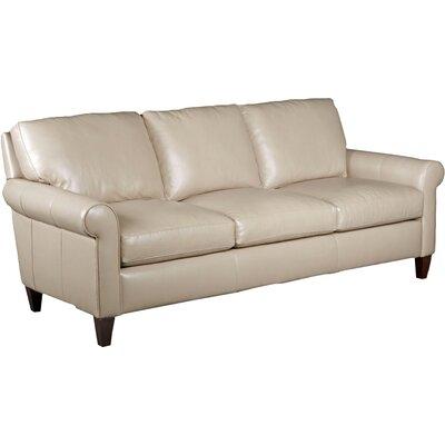 Danica Leather Sofa