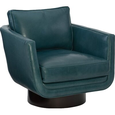 Sheldon Swivel Armchair Body Fabric: 907000-88