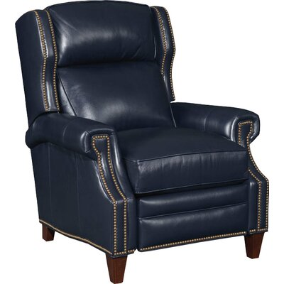 Wisner 3 Way Lounger Leather Recliner