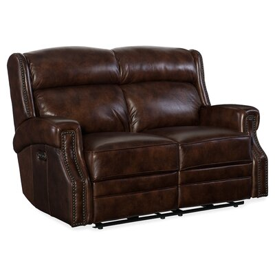 Carlisle Power Motion Reclining Loveseat