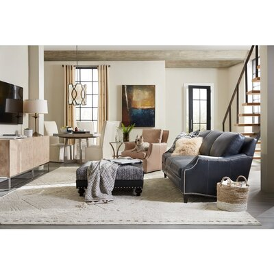 Richalin Leather Sofa