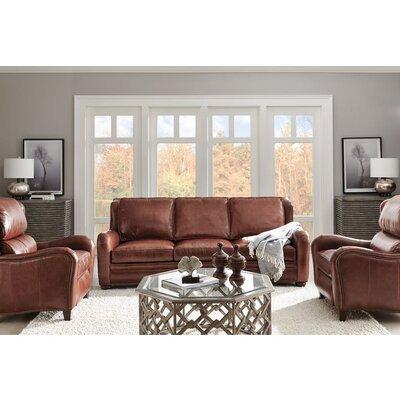 Majesty Leather Sofa
