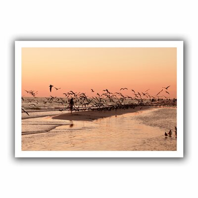'More' by Lindsey Janich Photographic Print on Canvas Size: 20