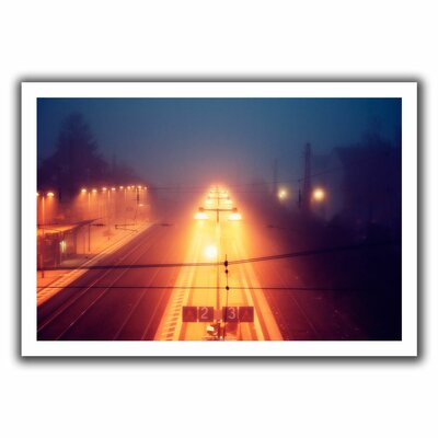"""Night Adventure' by John Black Photographic Print on Rolled Canvas Size: 16"""" H x 22"""" W Oce038-12x18"""
