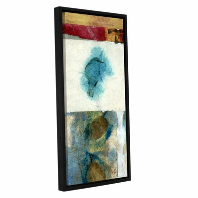 Bird Nature by Elena Ray Framed Painting Print Size: 24