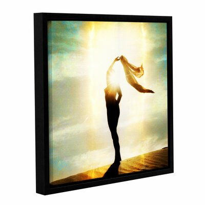 """Art Wall Body Light by Elena Ray Gallery-Wrapped Floater-Framed Canvas - Size: 14"""" H x 14"""" W x 2"""" D at Sears.com"""