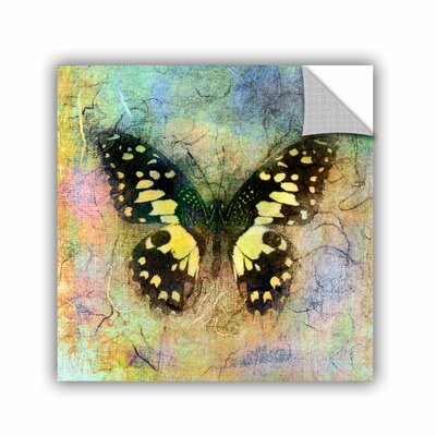 Butterfly by Elena Ray Art Appeelz Removable Wall Mural 0ray031a1818p