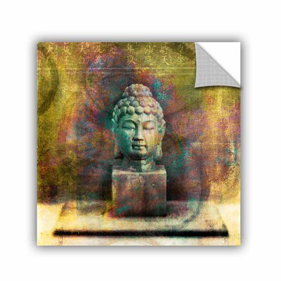 Buddah by Elena Ray Art Appeelz Removable Wall Mural 0ray030a2424p