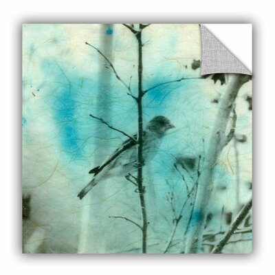 Bird Nest by Elena Ray Art Appeelz Removable Wall Mural 0ray028a1818p
