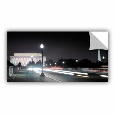 ArtApeelz Memorial Bridge At Night by Steve Ainsworth Photographic Print on Canvas Size: 12