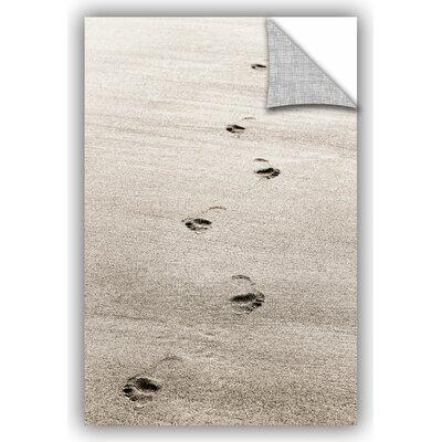 'Footprint' by Cora Niele Graphic Art 0nie030a1218p