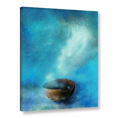 Broken Bowl by Elena Ray Graphic Art on Wrapped Canvas 0ray115a0810w