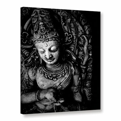 Buddha by Elena Ray Photographic Print on Wrapped Canvas 0ray116a1418w
