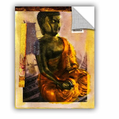Be A Buddha by Elena Ray Graphic Art 0ray103a1418p