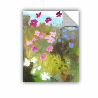 Late Bloom Wall Mural Size: 32
