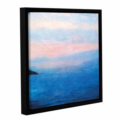 Landscape Study IV by Andrew Sullivan Floater-Framed Painting Print Size: 14