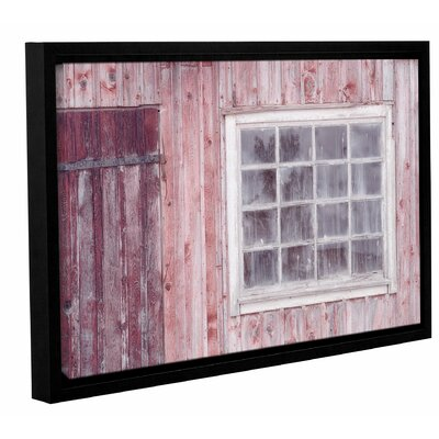 'Window Door' by Cora Niele Framed Photographic Print Size: 16