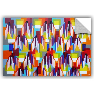 Citizens III Painting Print