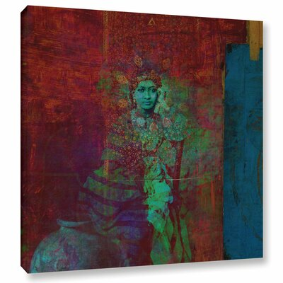 'Mystic Beauty' by Elena Ray Graphic Art on Wrapped Canvas 0ray211a2424w