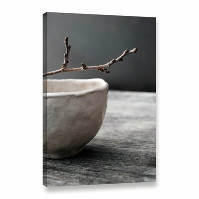 'Wabi-Sabi Early Spring II' by Elena Ray Photographic Print on Wrapped Canvas 0ray224a2436w