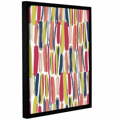 Henri I Framed Painting Print on Gallery Wrapped Canvas Size: 08'' x 10''