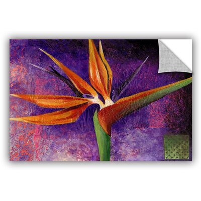 Tiffany Budd Bird of Paradise Wall Mural 0bud012a2436p