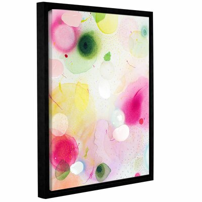 'Into The Other'  Framed Painting Print On Canvas Size: 10