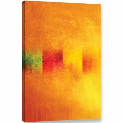 'Gambage'  Painting Print On Wrapped Canvas Size: 12