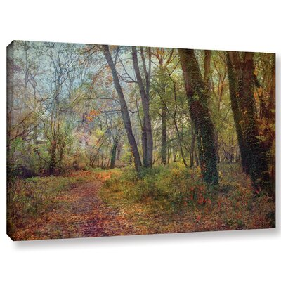 'Poetic Season'  Photographic Print On Wrapped Canvas Size: 12