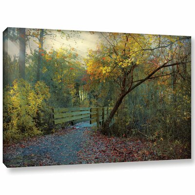 'Good Morning'  Photographic Print On Wrapped Canvas Size: 12