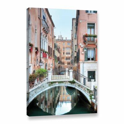 'Piccolo Ponte 2' Photographic Print on Canvas Size: 12