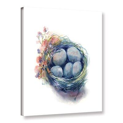 'Nest' Print on Canvas WNPR2687 39346176