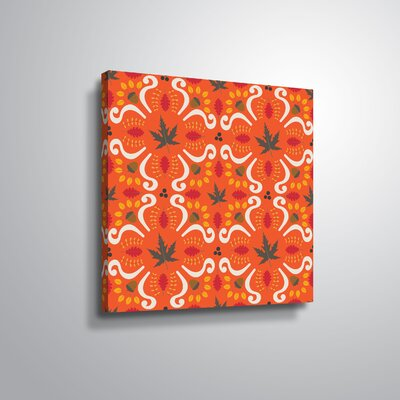 'Bold Harvest III' Graphic Art Print on Wrapped Canvas Format: Wrapped Canvas, Size: 10