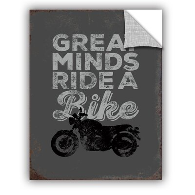 Great Minds Wall Decal 3jBr001a1418p