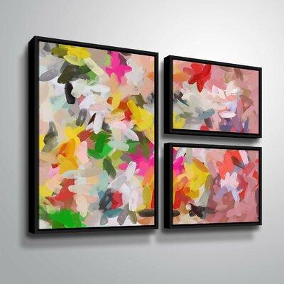 'Colorful Pallet IV' Print Multi-Piece Image Size: 24