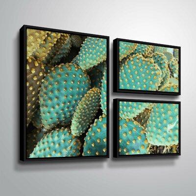 'Sunny Cactus 2' Photographic Print Multi-Piece Image Size: 24