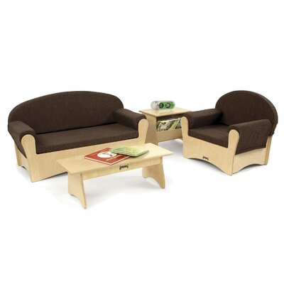Komfy 4 Piece Living Room Set